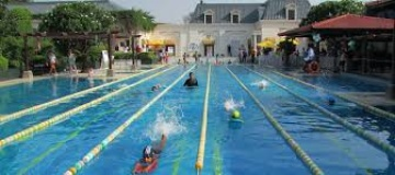 Anvi DLF Golf Club Swimming Pool