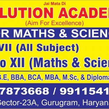 Solution Academy