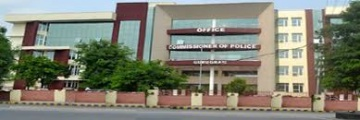 Police Station, New Colony