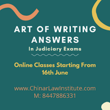 Chinar Law Institute