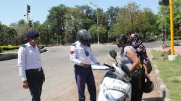 Traffic Police Challan Branch, Traffic Tower