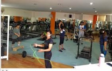 Fitness point gym and swimming academy