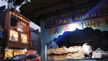Bombay Special Pavbhaji