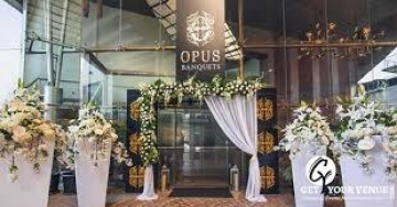 Opus Banquet Hall  Party Hall