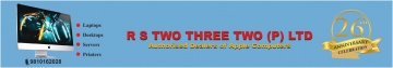 Apple Solution Expert in Gurgaon - R S Two Three Two (P) Ltd