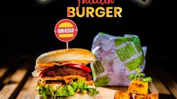 Bun Kebab Company - The Original Indian Burger