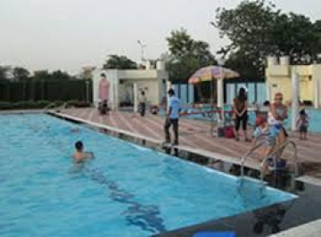 Huda gymkhana club Swimming Pool