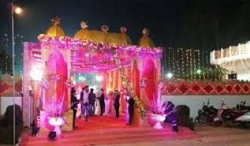 Radha Krishna Marriag Garden