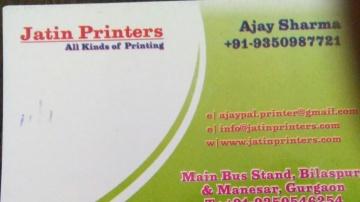 Jatin Printers