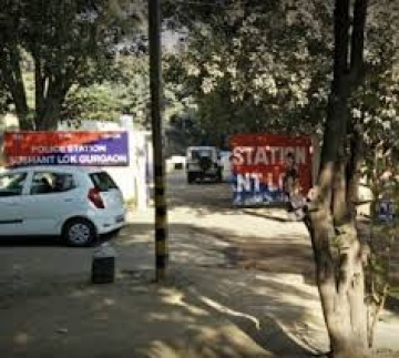 Sushant Lok Police Station