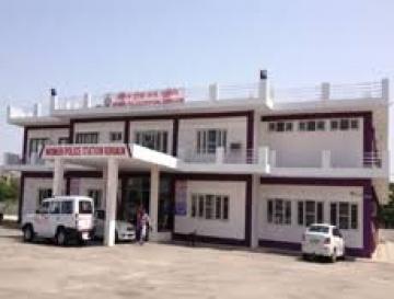 Kherki Daula Police Station