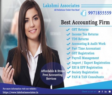 PART TIME ACCOUNTANT IN GURGAON