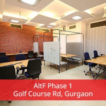 AltF Global Foyer - Coworking Space